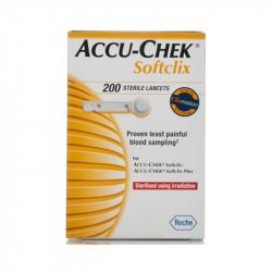 Accu-Chek Softclix Sterile Lancets