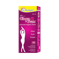 Dr. Morepen Clean & Pure Intimate Hygiene Wash