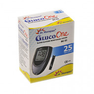 Dr Morepen Gluco One BG 03 Blood Glucose Test Strip