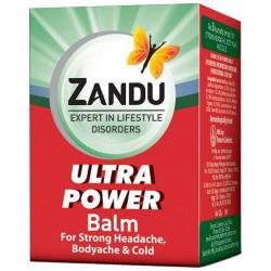 Zandu Balm Ultra Power