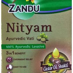 Zandu Nityam Tablet