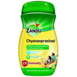 Zandu Chyavanprashad Sugar Free