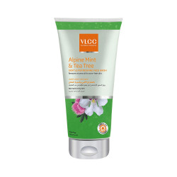 VLCC Alpine Mint & Tea Tree Gentle Refreshing Face Wash