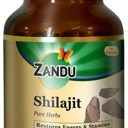 Zandu Shilajit Capsule