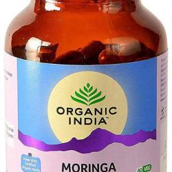 Organic India Moringa  Capsule