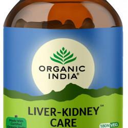 Organic India Liver-Kidney Care Veg Capsule