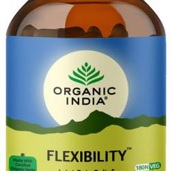 Organic India Flexibility Veg Capsule