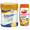 Diabetes Care Combo of Ensure Diabetes Care Vanilla Delight Powder 400gm and Dabur Chyawanprakash Sugarfree 900gm