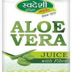 Swadeshi Aloevera Juice with Fibre