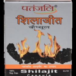 Patanjali Ayurveda Shilajit Capsule