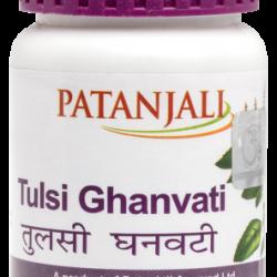 Patanjali Ayurveda Tulsi Ghanvati