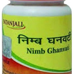 Patanjali Ayurveda Neem Ghanvati