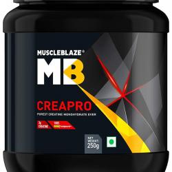 MuscleBlaze Creapro Creatine with Creapure