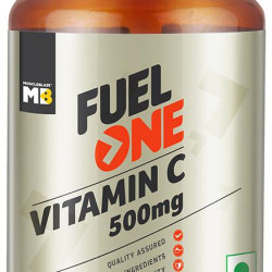 MuscleBlaze Fuel One Vitamin C 500mg Chewable Tablet