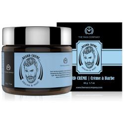 The Man Company Beard Creme Argan & Mint