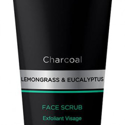 The Man Company Charcoal Face Scrub