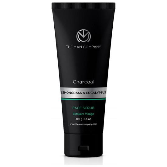 The Man Company Charcoal Face Scrub