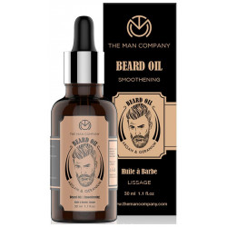 The Man Company Argan & Geranium Beard Oil