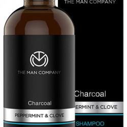 The Man Company Shampoo Charcoal Peppermint & Clove