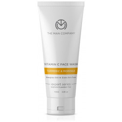 The Man Company Turmeric & Moringa Face Wash