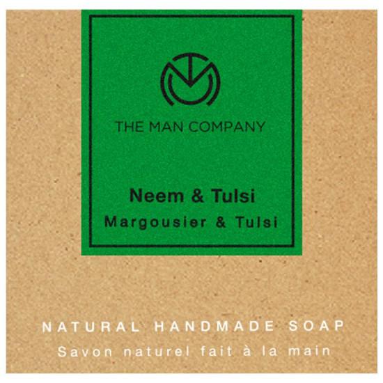The Man Company Neem & Tulsi Soap