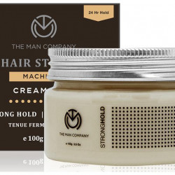 The Man Company Machismo Hair Styling Cream Wax Strong Hold