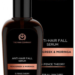 The Man Company Anti-Hair Fall Serum Fenugreek & Moringa