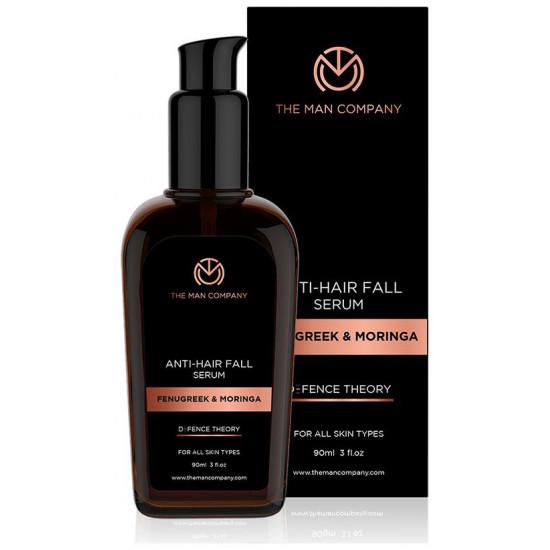 The Man Company Anti-Hair Fall Serum Fenugreek & Moringa