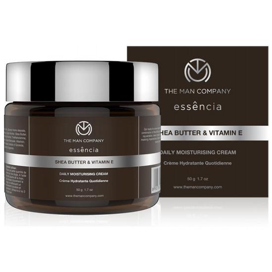 The Man Company Shea Butter & Vitamin E Daily Moisturising Cream