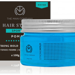 The Man Company Sportivo Hair Styling Pomade Strong Hold