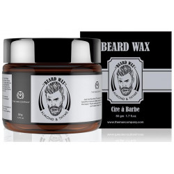 The Man Company Almond & Thyme Beard Wax