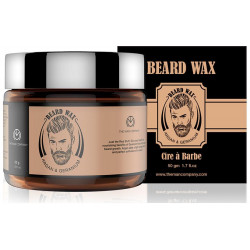 The Man Company Argan & Geranium Beard Wax