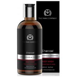 The Man Company Charcoal Lemongrass & Cinnamon Body Wash