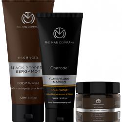 The Man Company Cleanse & Moisturise Kit