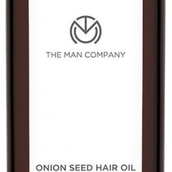 The Man Company Onion Seed Hair Oil with Black Seed Oil