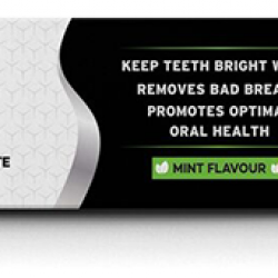 HealthVit Activated Charcoal Toothpaste