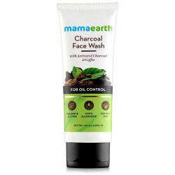Mamaearth Face Wash Charcoal