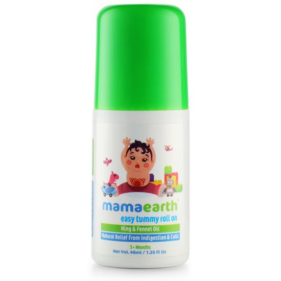 Mamaearth Easy Tummy Roll On