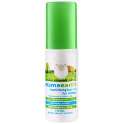 Mamaearth Nourishing Baby Hair Oil
