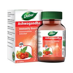 Dabur Pure Herbs Immunity Booster  Ashwagandha Tablet