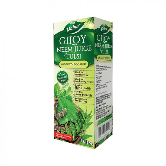 Dabur Giloy Neem Juice with Tulsi
